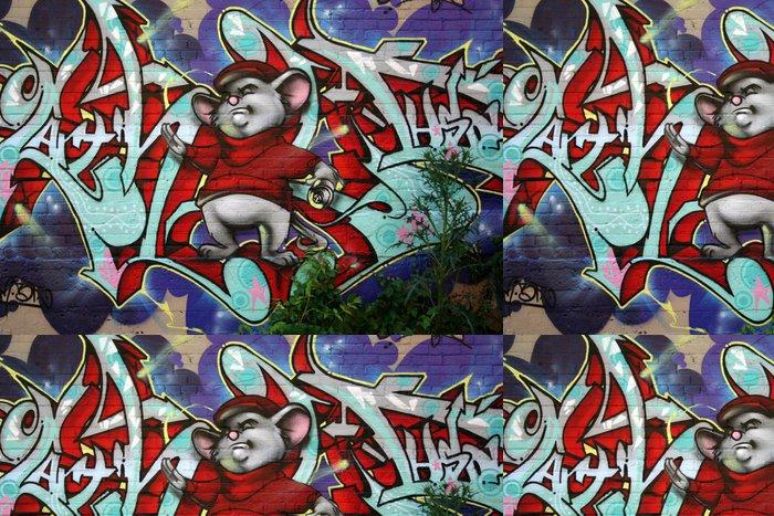 Vinylová Tapeta Tohle mi nedělej žádná vůle - Město