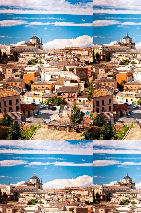 Tapeta Pixerstick Toledo - Evropa