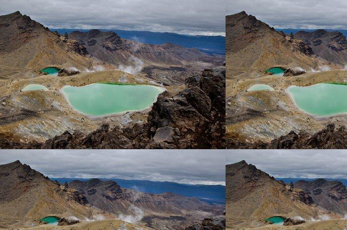 Tapeta Pixerstick Tongariri národní park, nový zéland - Oceánie