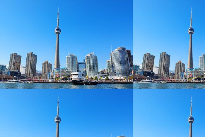 Tapeta Pixerstick Toronto architektura - Jiné