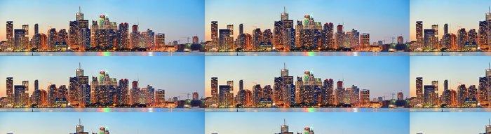 Tapeta Pixerstick Toronto panoráma města - Jiné