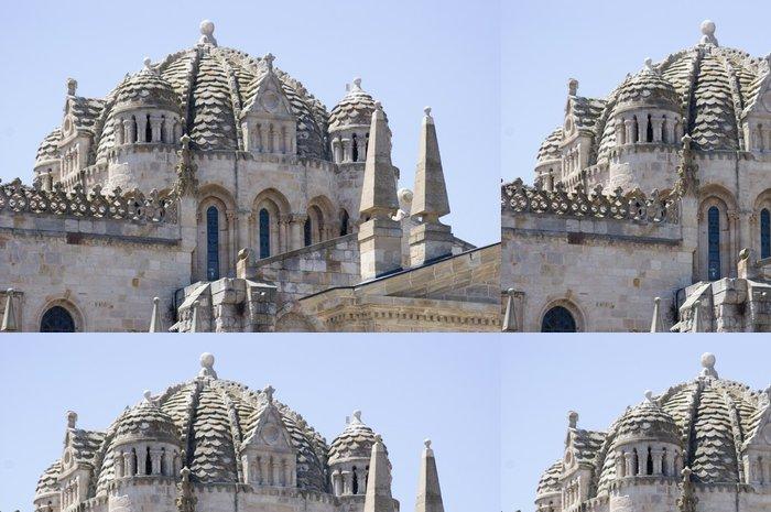 Vinylová Tapeta Torre de la Catedral de Zamora - Prázdniny