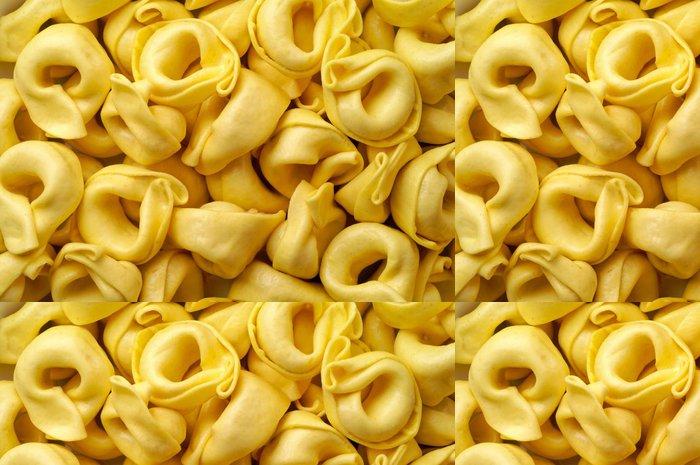 Tapeta Pixerstick Tortellini pozadí - Jídla