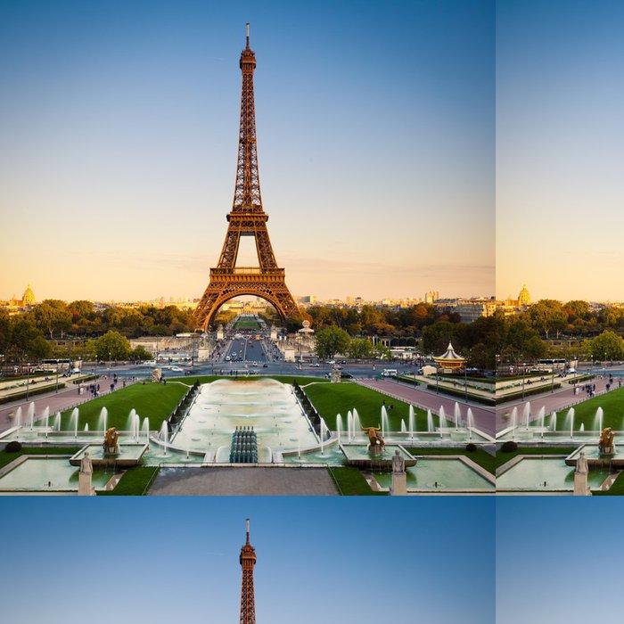 Tapeta Pixerstick Tour Eiffel - Paříž - Francie - Témata