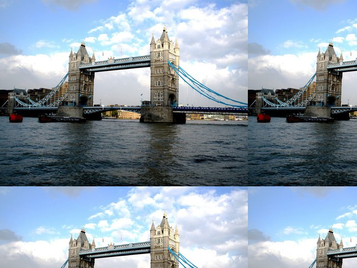 Tapeta Pixerstick Tower bridge - Témata