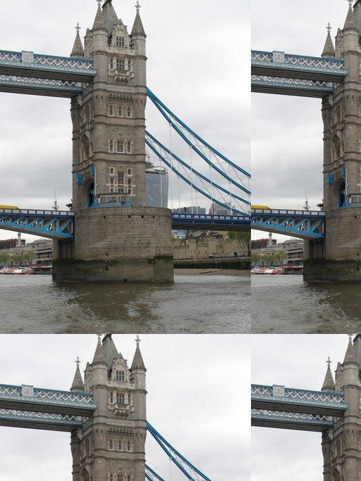 Tapeta Pixerstick Tower bridge - Evropská města