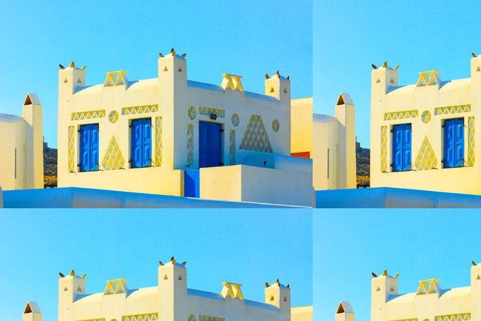 Tapeta Pixerstick Tradiční architektura v ostrovních Mykonos greece Kyklad - Evropa