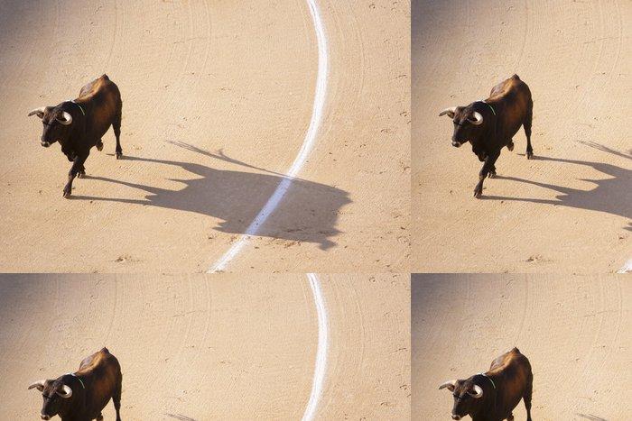 Tapeta Pixerstick Tradiční corrida - býčí zápasy ve Španělsku - Evropská města