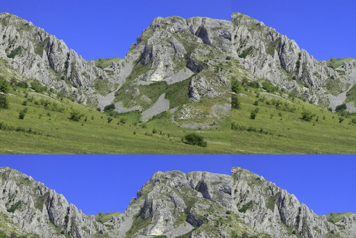 Tapeta Pixerstick Trascau Hory - Evropa