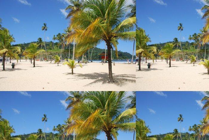 Tapeta Pixerstick Traumstrand auf trinidad - Prázdniny