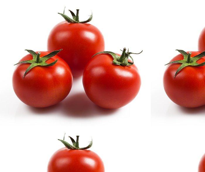 Vinylová Tapeta Tři čerstvé rajčata - Témata