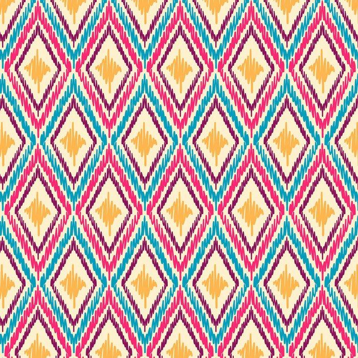 Tapeta Pixerstick Tribal bezešvé vzor - Styly