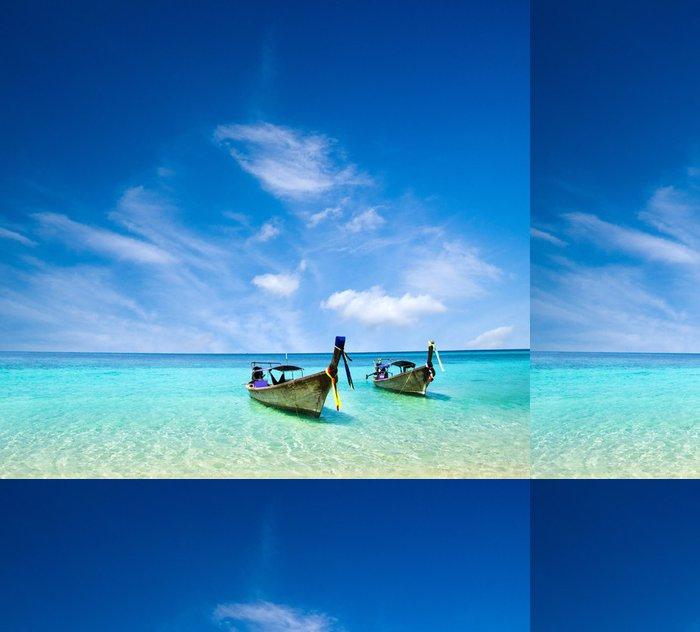 Vinylová Tapeta Tropické moře - Asie