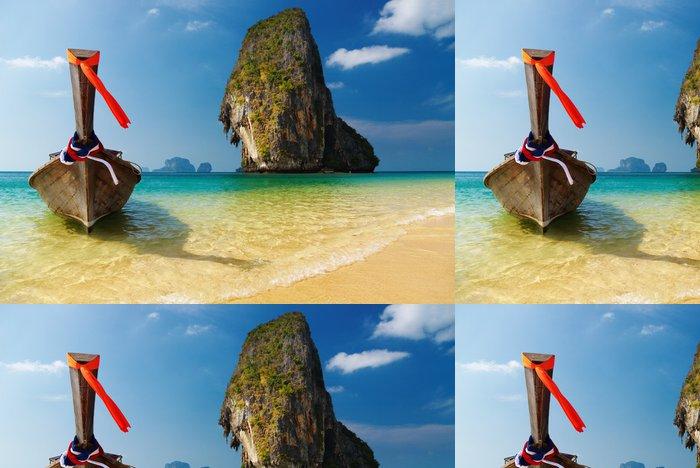 Tapeta Pixerstick Tropické pláže, Andamanské moře, Thajsko - Prázdniny