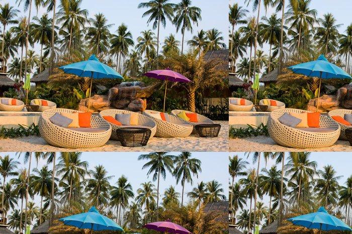 Tapeta Pixerstick Tropické pláže v Thajsku - Asie