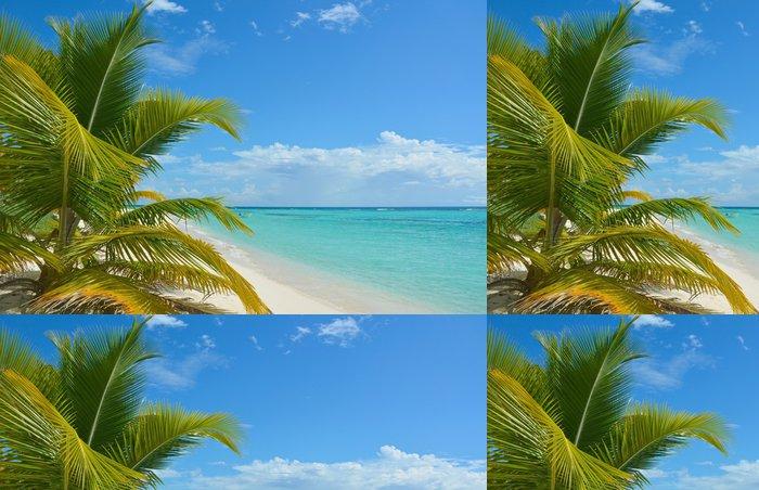 Tapeta Pixerstick Tropické pozadí - Témata