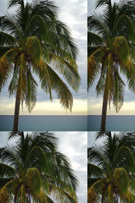 Tapeta Pixerstick Tropické slunce - Amerika