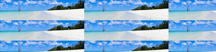 Tapeta Pixerstick Tropický ráj - Prázdniny
