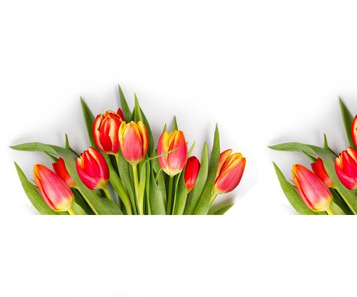 Tapeta Pixerstick Tulipán kytice - Mezinárodní svátky