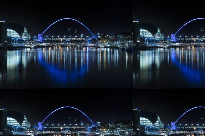 Tapeta Pixerstick Tyne mosty - Témata