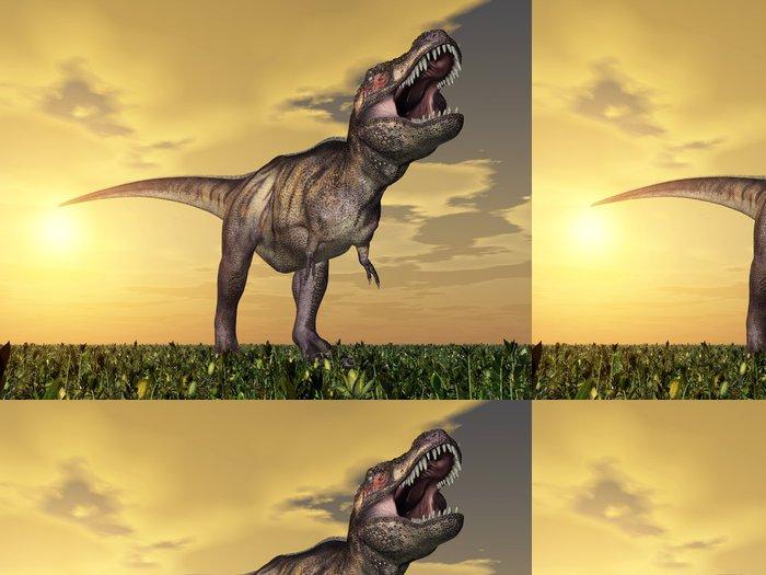 Tapeta Pixerstick Tyrannosaurus rex - Témata