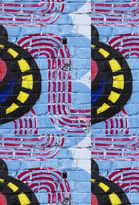 Tapeta Pixerstick Urban graffiti - Umění a tvorba