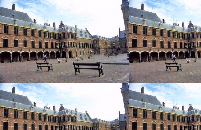 Vinylová Tapeta Uvnitř Binnenhofu - Evropa