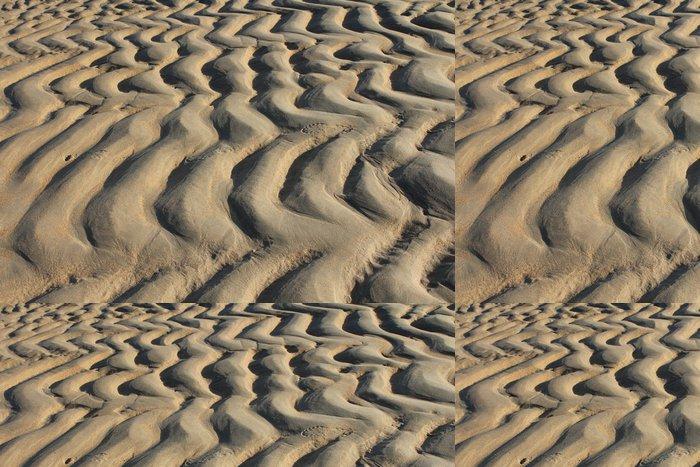 Tapeta Pixerstick Vagues de sables - Přírodní krásy