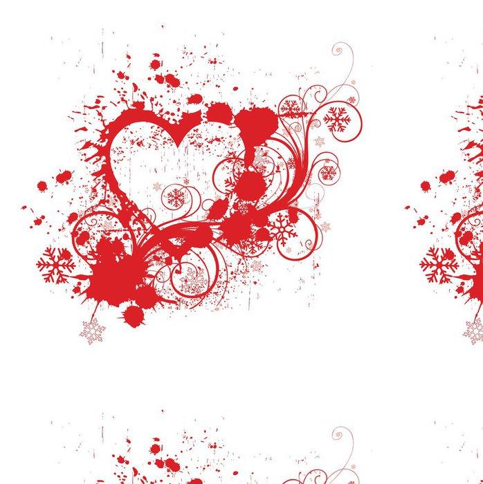 Tapeta Pixerstick Valentines day - Umění a tvorba