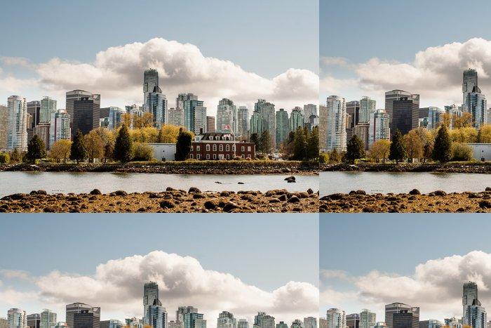 Vinylová Tapeta Vancouver od Stanley Park - Amerika