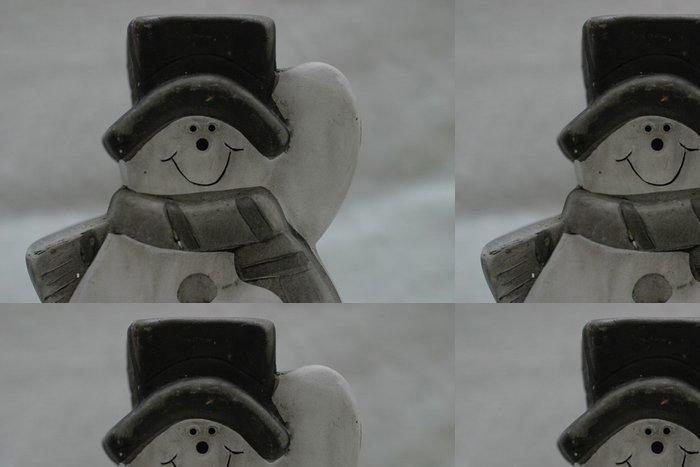 Tapeta Pixerstick Vánoční figurka - Mezinárodní svátky