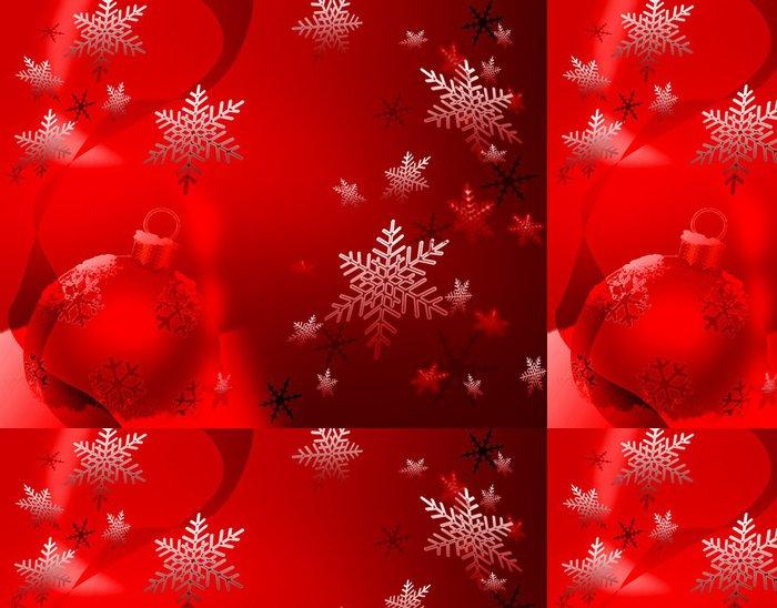 Tapeta Pixerstick Vánoční pozadí - Mezinárodní svátky