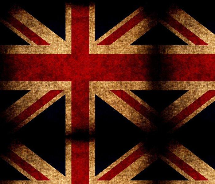 Vinylová Tapeta Ve věku UK flag - Témata