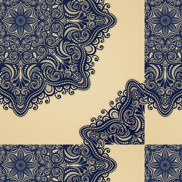 Tapeta Pixerstick Vektor, barevné Ozdobné pozadí. Ručně tažené textury s krasavice - Pozadí