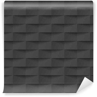 Vinylová Tapeta Vektor dlaždice. Bezešvé geometrické pozadí twisted
