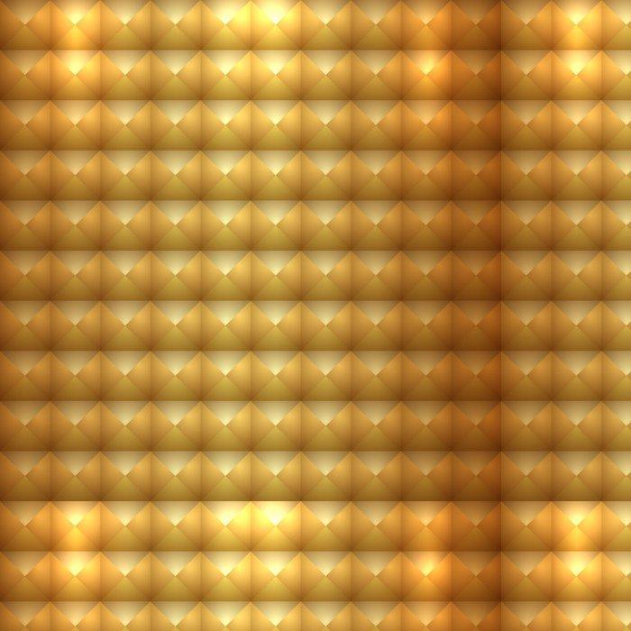 Tapeta Pixerstick Vektorové zlaté pozadí textury - Umění a tvorba