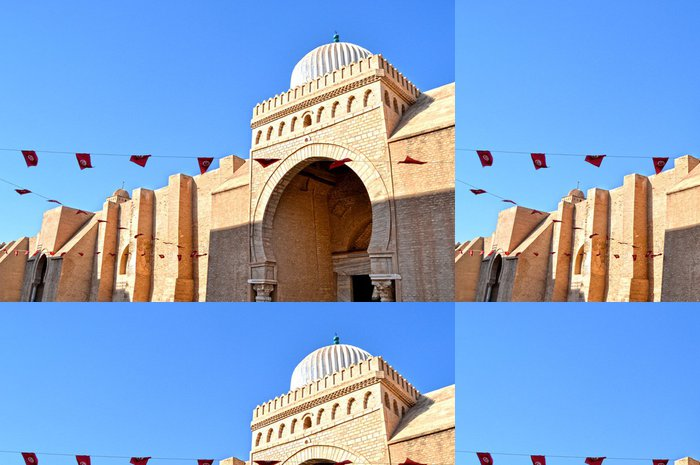Vinylová Tapeta Velká mešita Kairouan - Tunisko, Afrika - Afrika