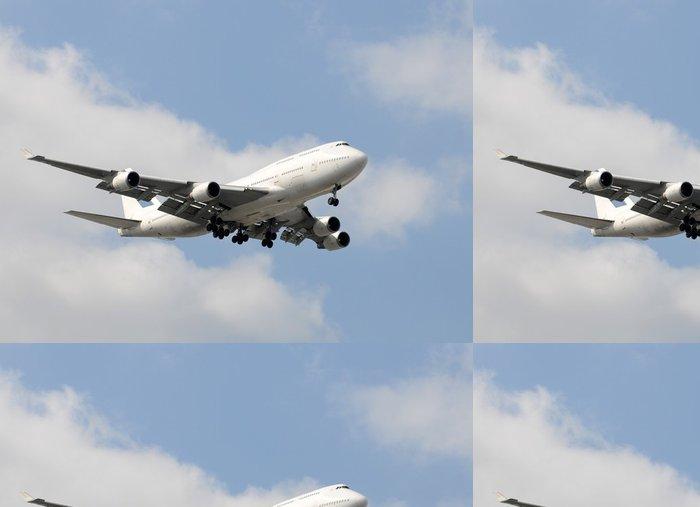 Tapeta Pixerstick Velké letadlo - Vzduch