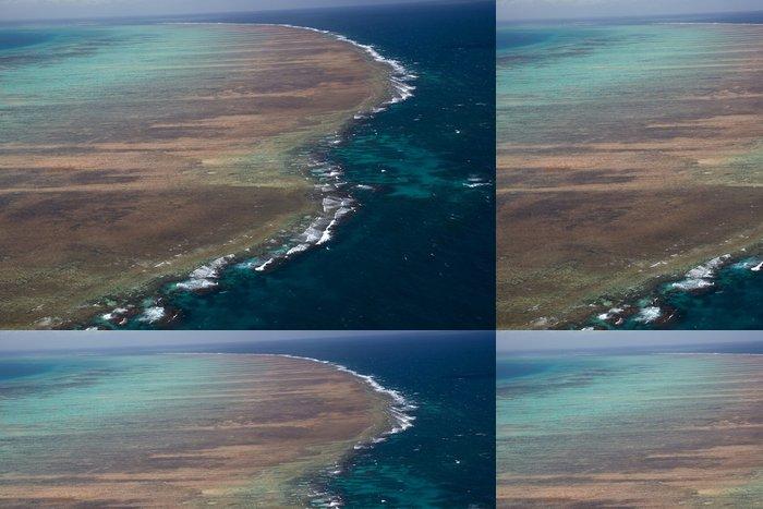 Tapeta Pixerstick Velký bariérový útes - Oceánie