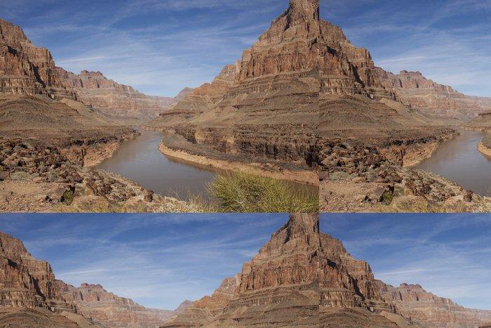 Tapeta Pixerstick Velký kaňon - Amerika