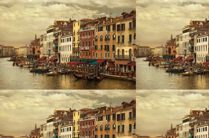 Vinylová Tapeta Venezia, Canal Grande - Benátky - Témata