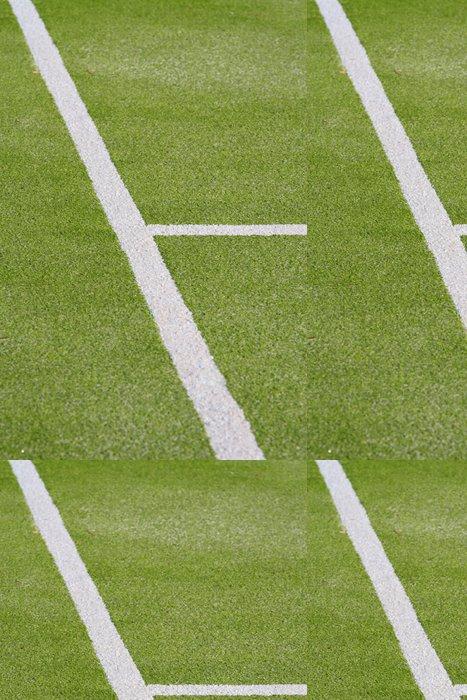 Vinylová Tapeta Venkovní tenisový kurt - Individuální sporty