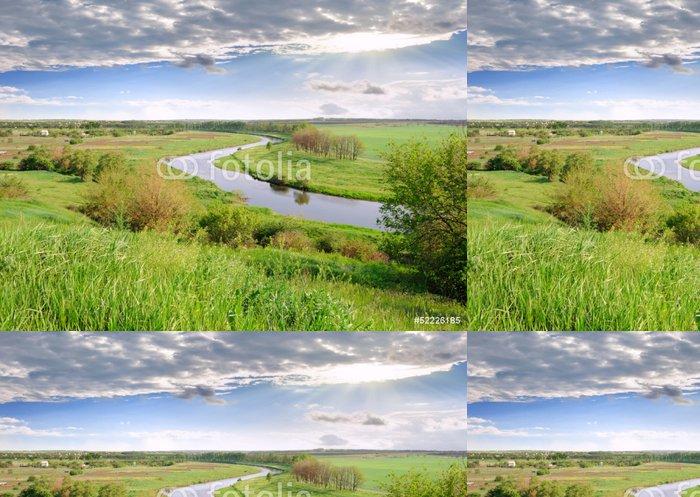 Tapeta Pixerstick Venkovské krajiny - Příroda a divočina