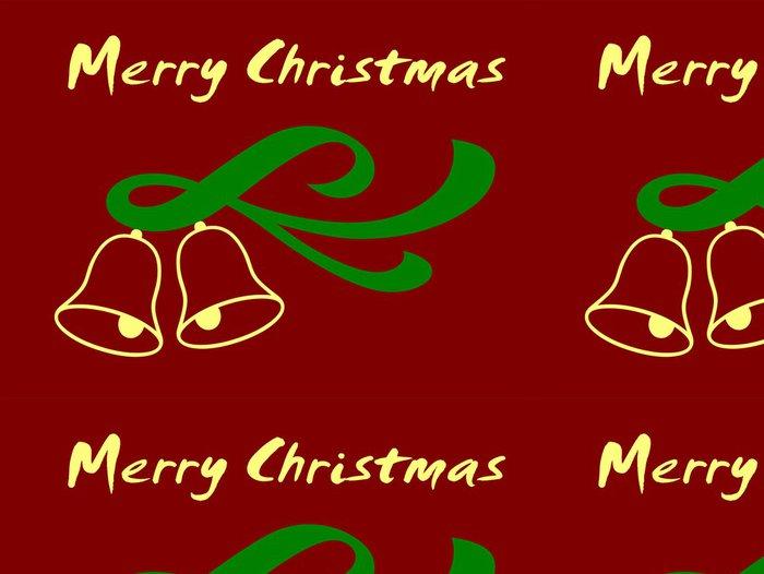 Vinylová Tapeta Veselé vánoce - Mezinárodní svátky