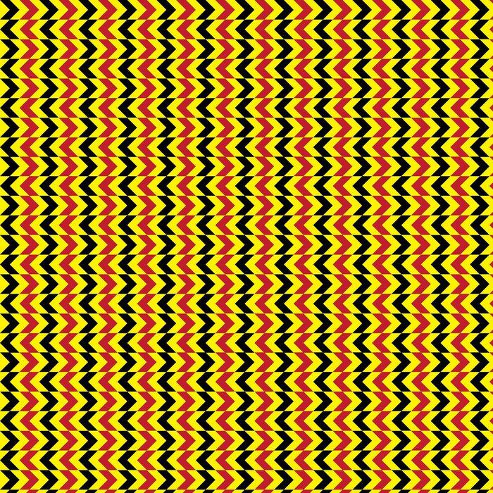 Tapeta Pixerstick Vibrant African Pattern - Pozadí