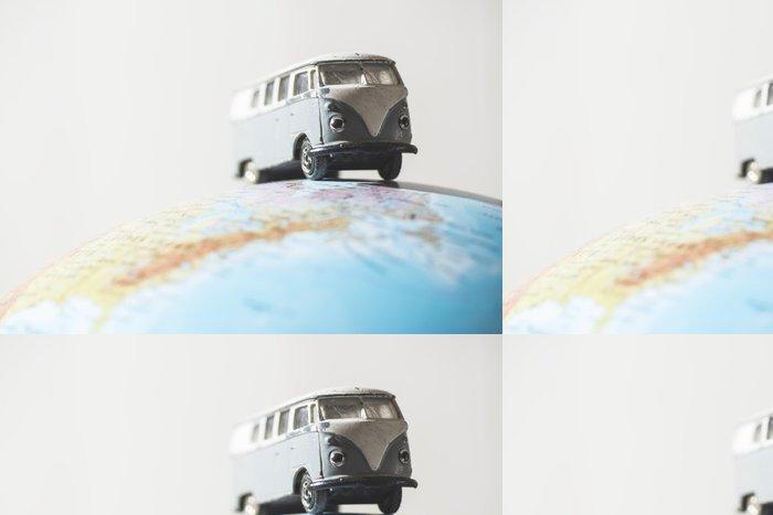 Tapeta Pixerstick Vintage VW autobus na světě - Volkswagen
