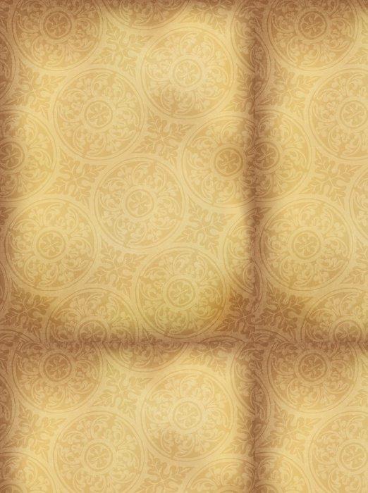 Tapeta Pixerstick Vintage zdobené pozadí vertikální. Vektor, EPS10 - Náboženství