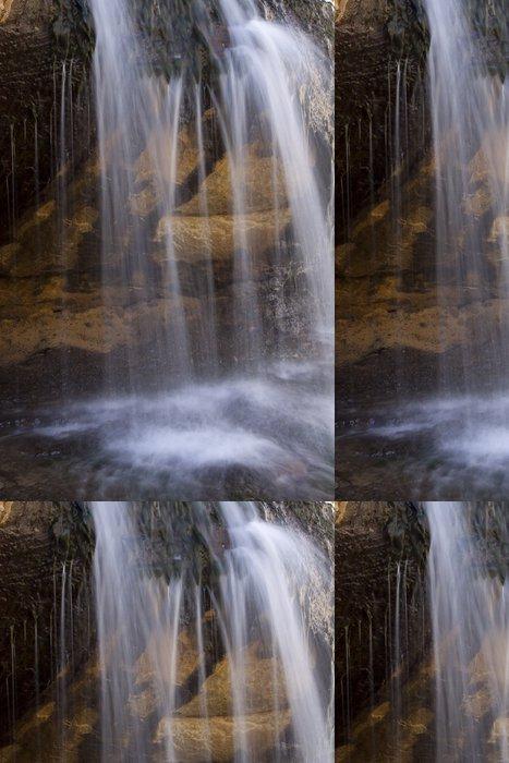 Tapeta Pixerstick Vodopád detailní - Voda
