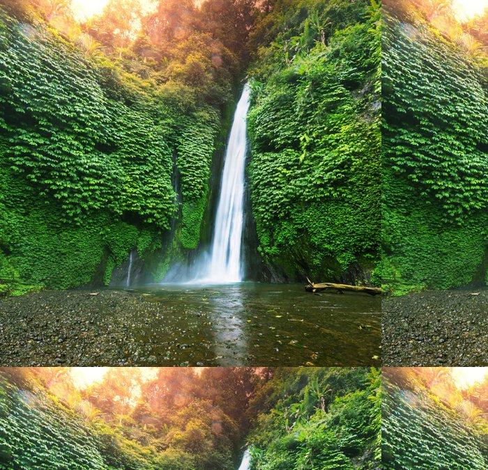 Tapeta Pixerstick Vodopád v Indonésii - Témata