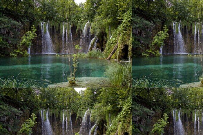 Tapeta Pixerstick Vodopády - Témata